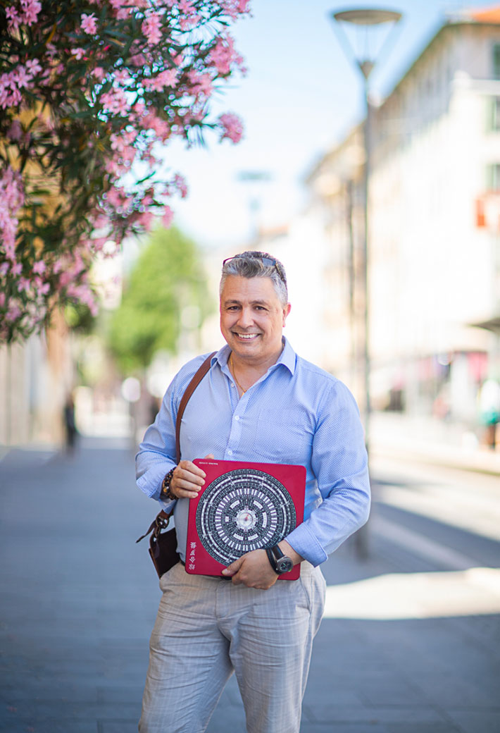 Massimo | Conseiller & consultant Feng Shui