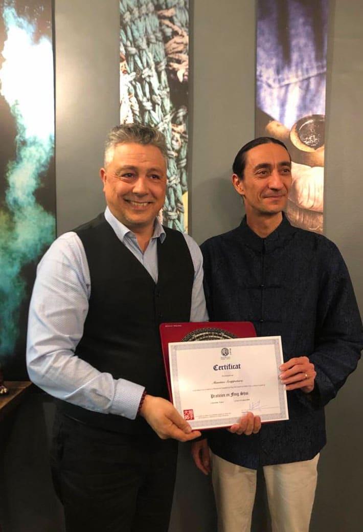 Conseiller & consultant Feng Shui | Massimo